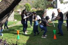 ACTIVIDAD DE COORDINACION DE ACCIONES EN SESION DE INTEGRACION-KIEHLS