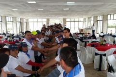 ACTIVIDAD DE COMUNICACION EN TEAM BUILDING ADMINISTRADORA DE CAJA BIENESTAR